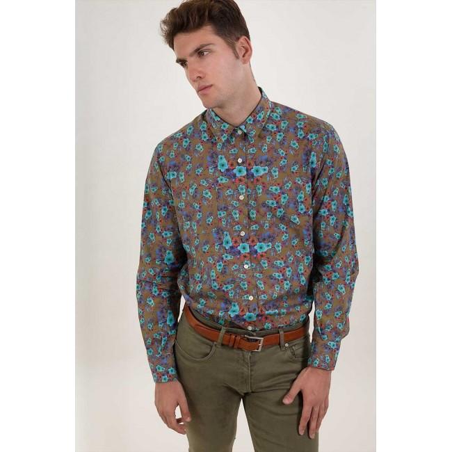 Camisa Estampada Pua