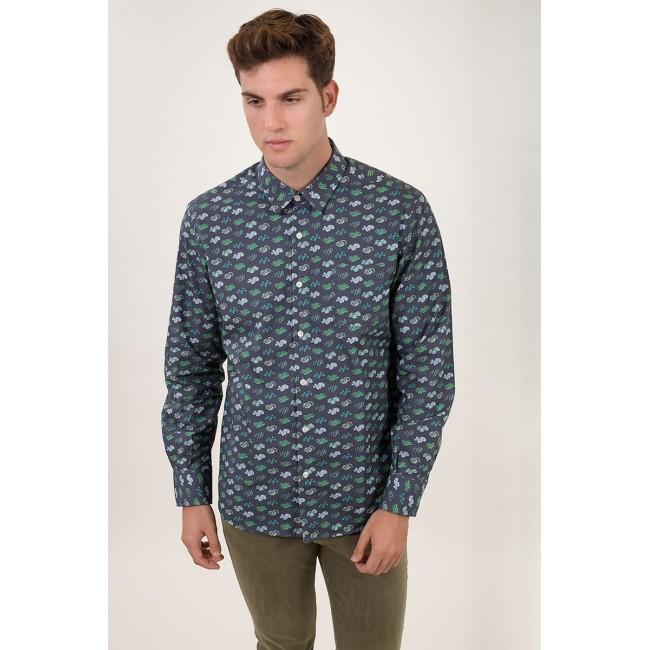 Camisa Estampada Kapua